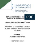 Practica 1 metalurgia fisica