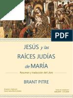 Brant Pitre, Raices-Judias-de-Maria-resumen