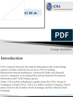 Rating Agency Icra