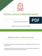 Clase 10. Delito contra la Libertad Sexual.pdf