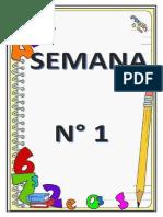 GUAS  SEMANA 1