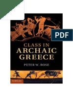 Peter W. Rose - Class in Archaic Greece-Cambridge University Press (2012).pdf