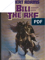 Horseclans 10 - Bill the Axe - Adams, Robert.epub