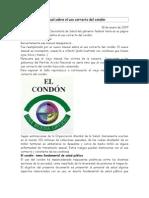 Manual Sobre El Uso Correcto Del Condon