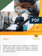 Investigacion de Accidentes de Trabajo II- Positiva 2009 (30 diapositivas)