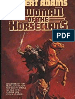 Horseclans 12 - A Women of the Horseclan - Adams, Robert