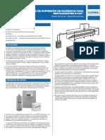 Datos Técnicos Especificaciones R-102 TM