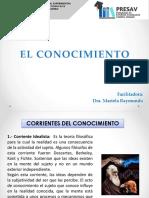 El Conocimiento en pdf