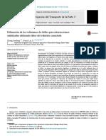 5.Estimación de los volúmenes de tráfico para intersecciones señalizadas utilizando datos del vehículo conectado