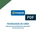 MPO Tecnología de cines Rev. 0