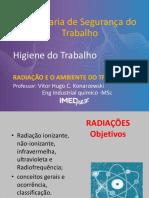 5 Radiação  IMED 2019