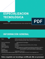 ESPECIALIZACION TECNOLÓGICA INFORMACION - COORD. ASISTENCIA.pptx
