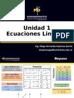 Algebra Lineal_Und_1