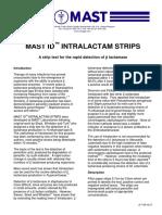 b lactamase behind methicillin resistance
