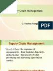Supply Chain Management-Ppt