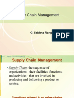 Supply Chain Management-Ppt