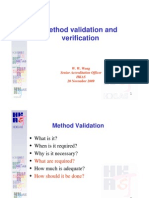 Method Validation 2370