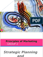 Principles of Marketing Chapter 2 (Strategic Planning
