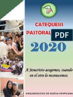Cartilla de Pastoral Juvenil Febrero 2020