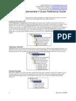 Grif-WebI Fundamentals II QRC 2009-12-30