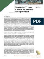 006 - MS - acQuire Para Base de Datos del Barreno.pdf