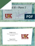 Unidad II – Parte 2