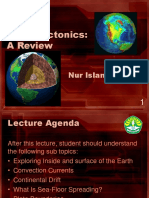 Plate Tectonic A review