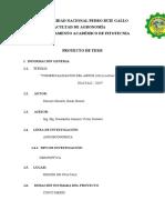 Proyecto Tesis Jhon Romero Arroz