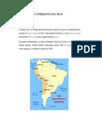 LA CONQUISTA DEL INCA.docx