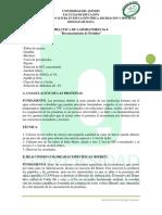 6. reconocimiento de protidos