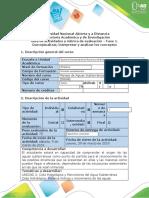 Guía de actividades y rúbrica de evaluación, Fase 2 - Interpretar los parámetros hidrogeológicos y movimientos del agua subterránea (1)
