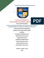 TRABAJO DE INVESTIGACION  DE RESISTENCIA DE MATERIALES