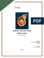 MARIA LA DURA LINEA DEL TIEMPO - ELEONORA BARRIGA 3°A.pdf