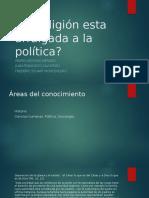 TOK Politica y Religion