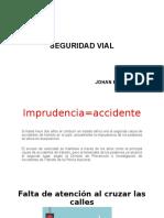 Imprudencia=accidente