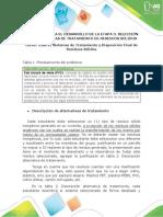 Anexo para el desarrollo de la Etapa 3 - Selección de alternativas de tratamiento de residuos sólidos (2)