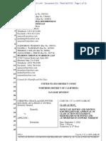 FaceTime Lawsuit Settlement Terms