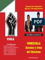 Ascenso y crisis del chavismo-doble carta