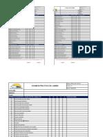 Check list y practico de JUMBO