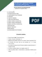 PARTES DEL PROTOCOLO DE TESIS UAEMex