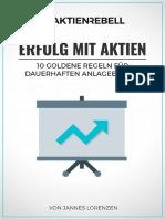 Erfolg mit Aktien - Die 10 goldenen Regeln zum dauerhaften Anlageerfolg.pdf