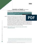 SISTEMA URBANÍSTICO EN BOGOTÁ REGLAS, PRÁCTICAS Y RESULTADOS DE LOS PLANES PARCIALES DE DESARROLLO 2000-2015.pdf