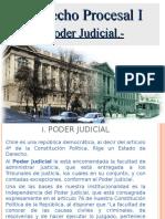 4.- Órganos Jurisdiccionales (Unidad 4, Procesal I)