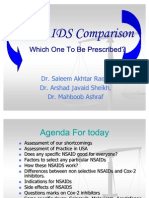 NSAIDS Comparison