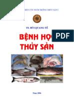 Bệnh học thủy sản - Bùi Quang Tề - toàn tập