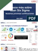 Certificaciones LSSI