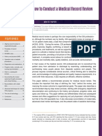 ACDIS White Paper - How to Review a Medical Record