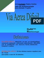VIA AEREA DIFICIL DEFINITIVA azarias.ppt