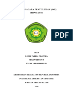 SAP Hipotensi