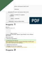 Administración de Processo I Evaluacion Final